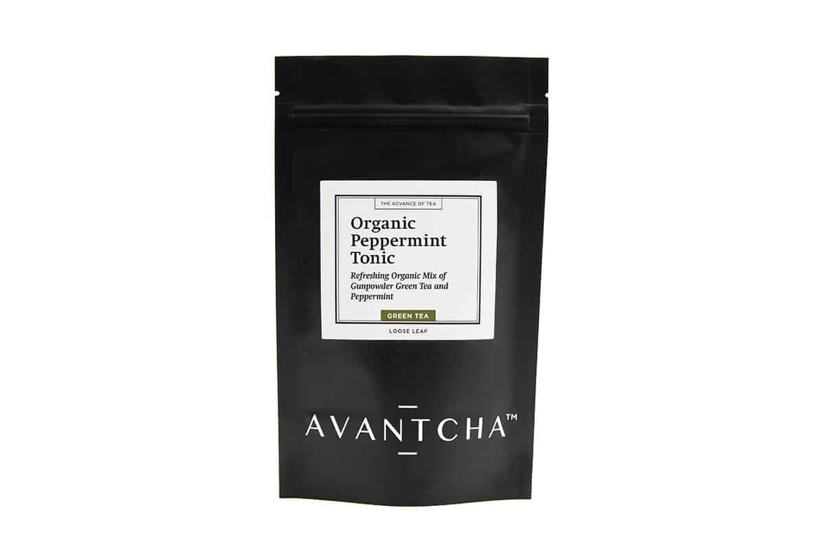 Organic Peppermint Tonic