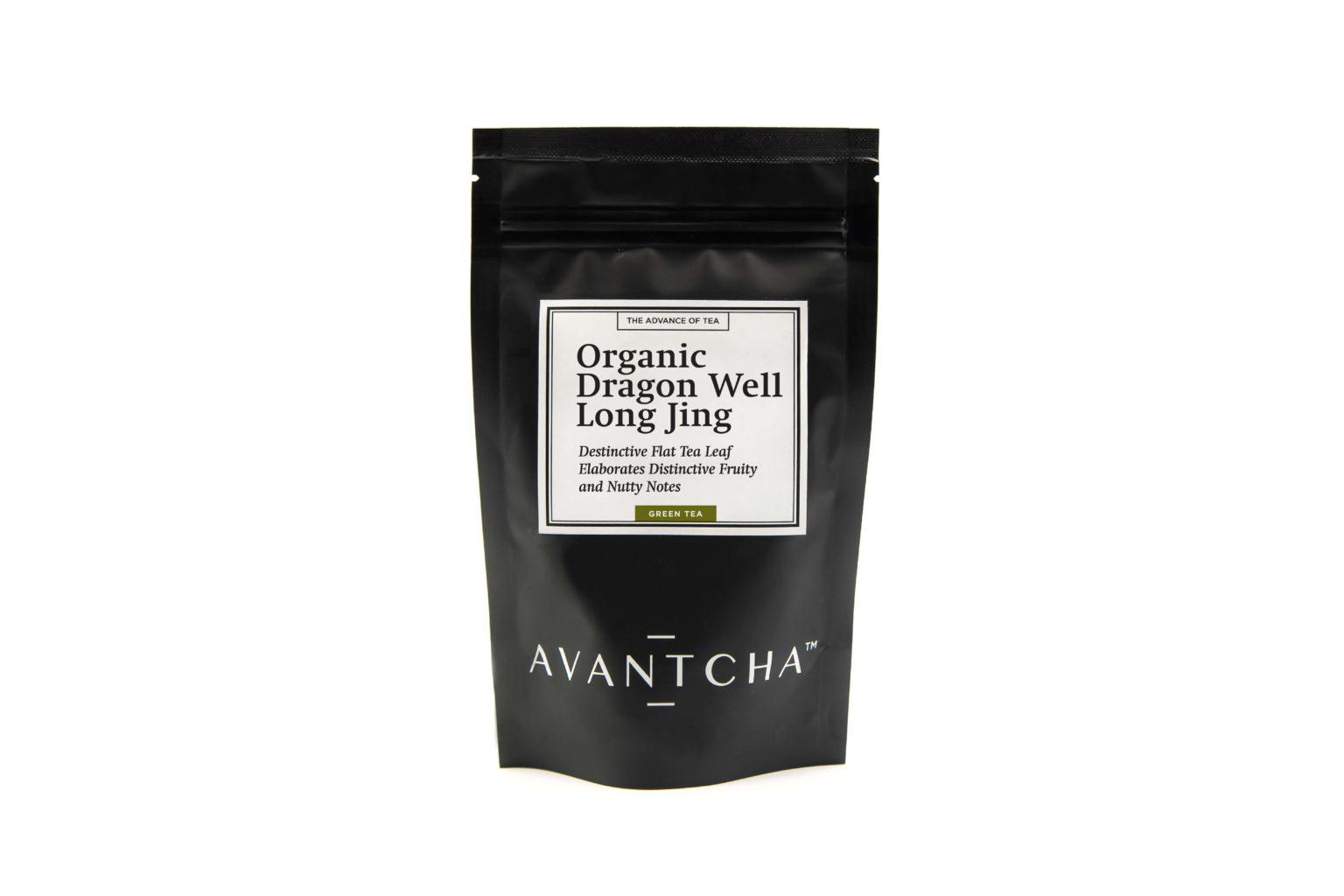 Organic Dragon Well Long Jing