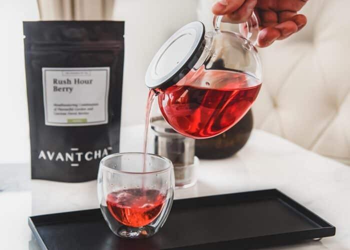 Luna Teapot