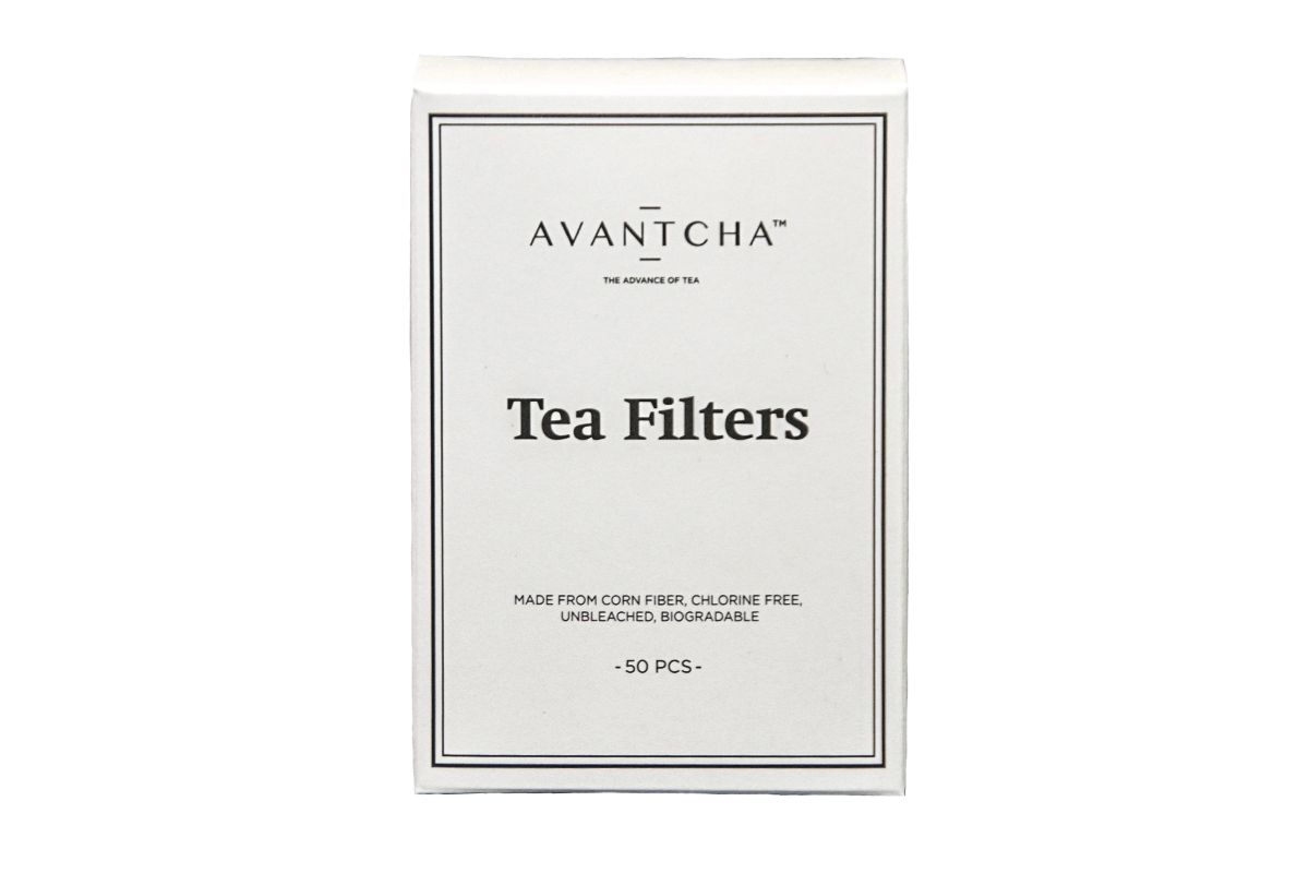 AVANTCHA   Tea Filters Box