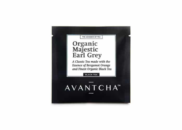 Organic Majestic Earl Grey Teabag Closed_Web