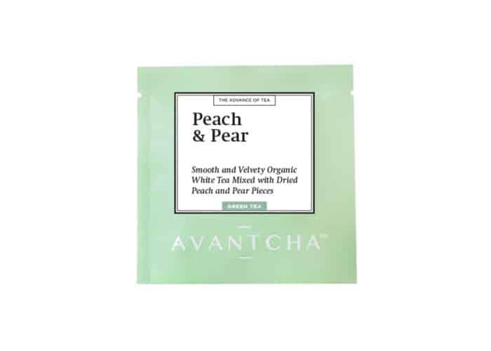 Peach & Pear Teabag Closed_Web