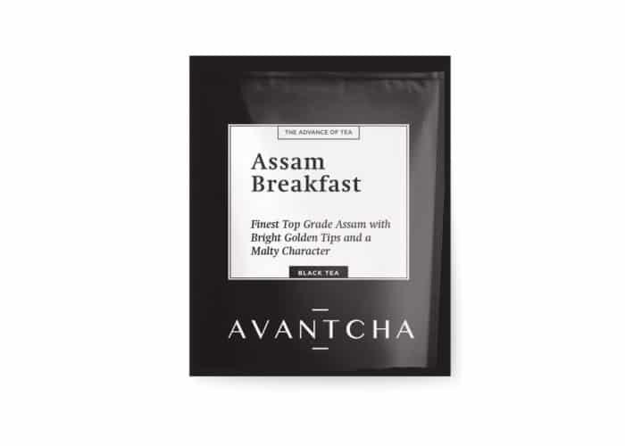 AVANTCHA | Assam Breakfast Silk Teabag