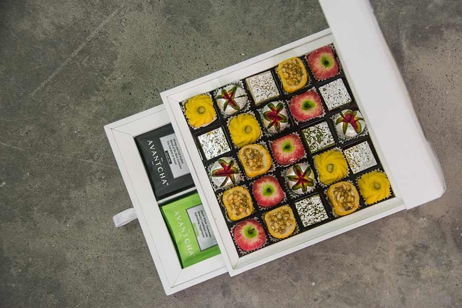 AVANTCHA | Diwali Tea Gift White