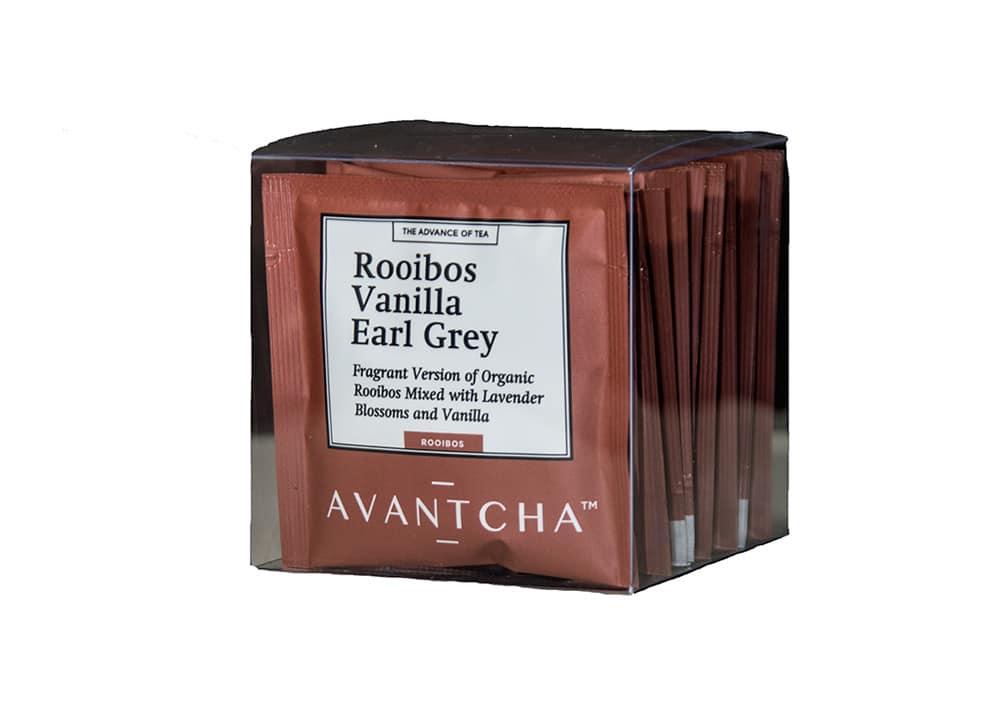 AVANTCHA | Rooibos Vanilla Earl Grey