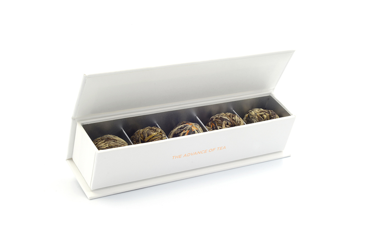Blooming Tea Gift Moments