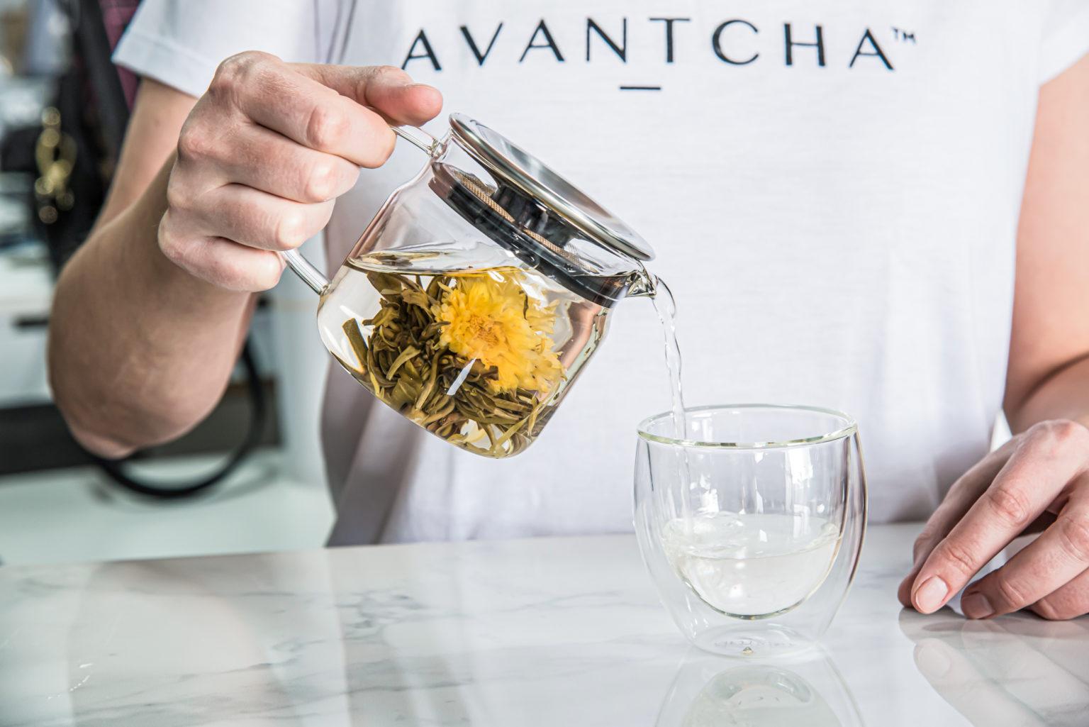 AVANTCHA Blooming Tea