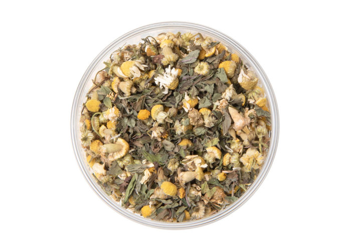 Chamomile Cooler Silk Teabag