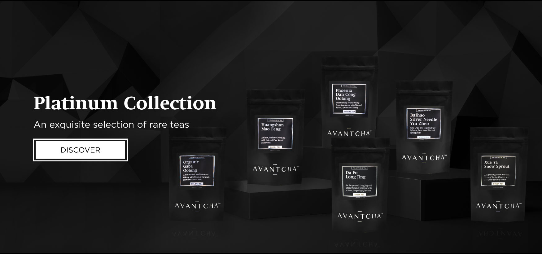 Platinum Collections Banner