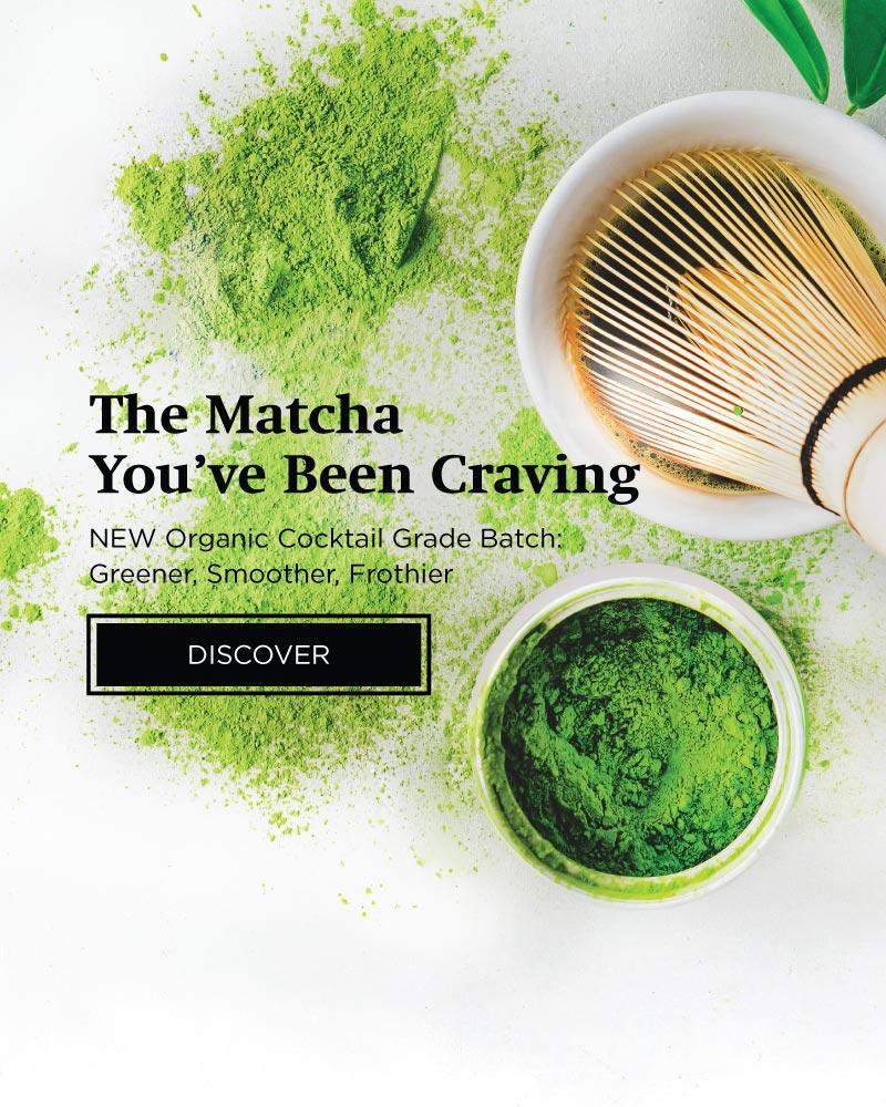 Craving Matcha