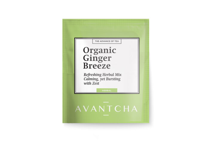 organic ginger breeze