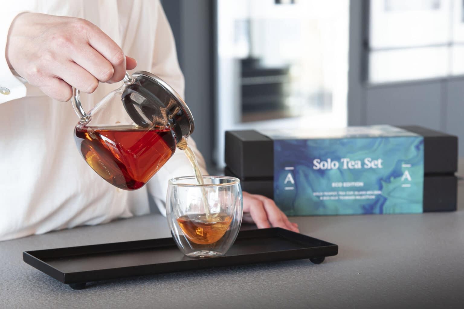Solo Tea Set