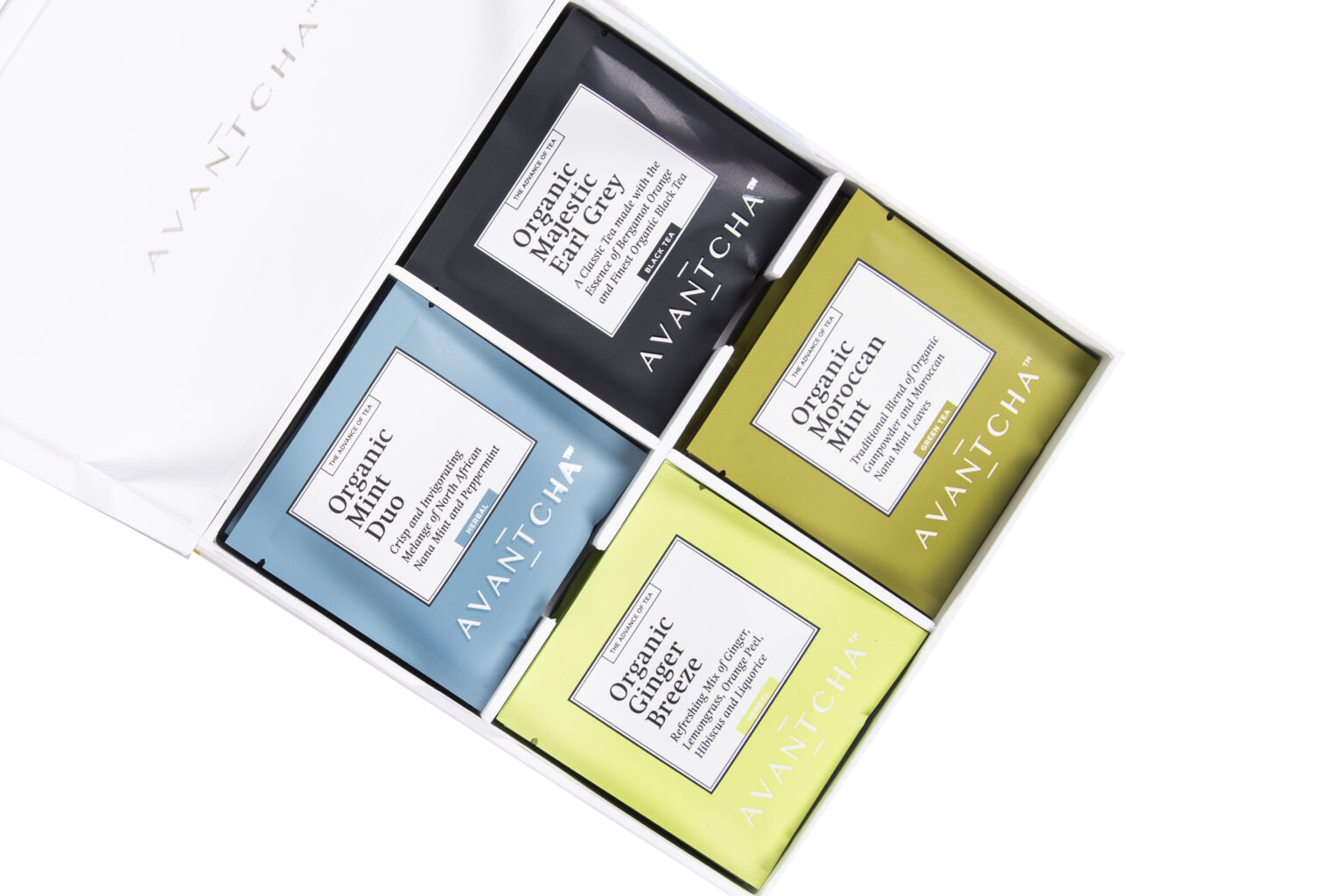 signature tea gift box