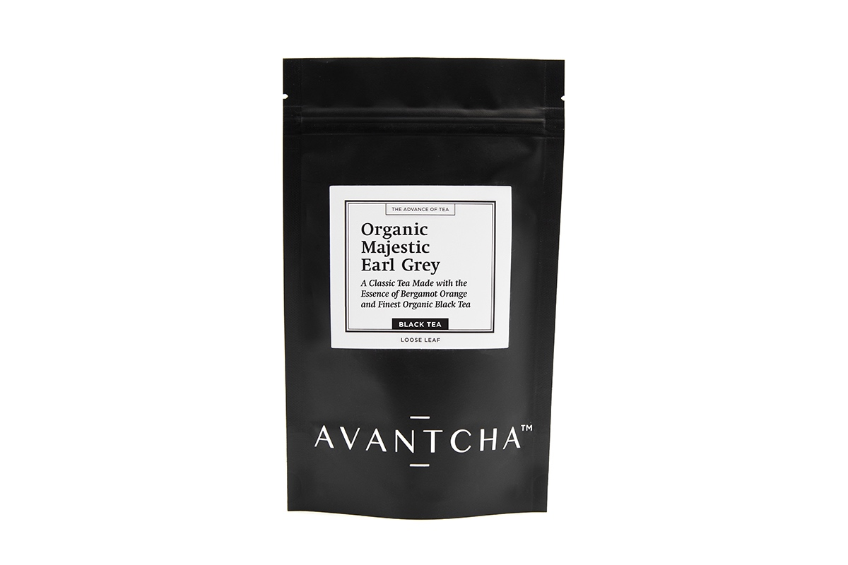 Organic Majestic Earl Grey 50g_Pouch