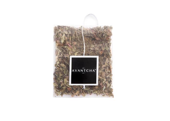 organic Mint Duo Teabag Naked