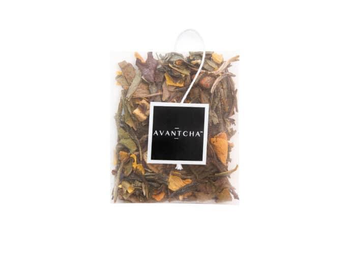 Peach & Pear Teabag Naked