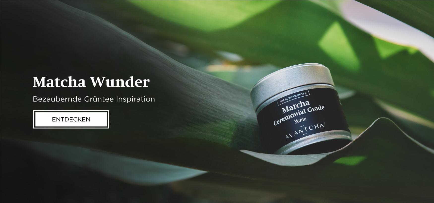 Organic Matcha Wonders